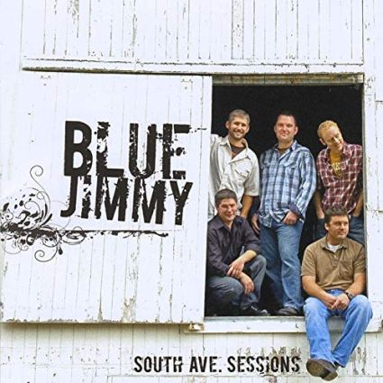 Album cover of South Ave. Sessions by Blue Jimmy